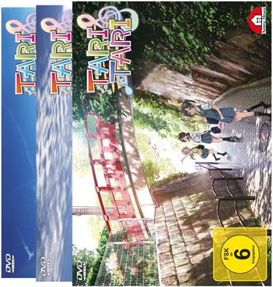 Tari Tari - Vol. 1-3 (3 DVDs)