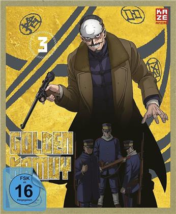 Golden Kamuy - Staffel 1 - Vol. 3