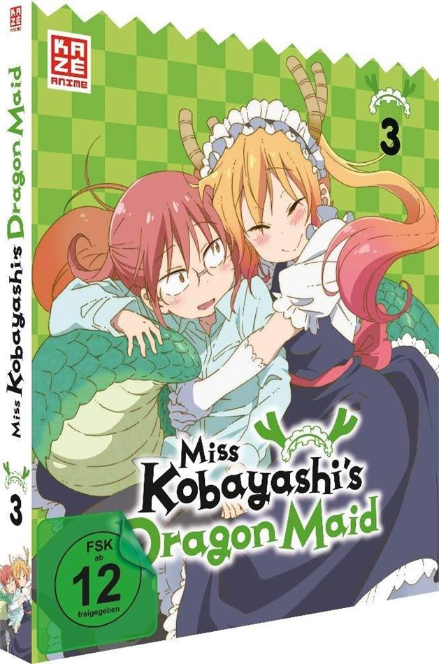 Miss Kobayashi's Dragon Maid - Vol. 3