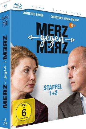 Merz gegen Merz - Staffel 1+2 (2 Blu-rays)