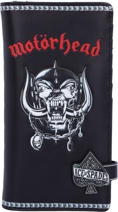 Motorhead - Motorhead (Embossed Purse)