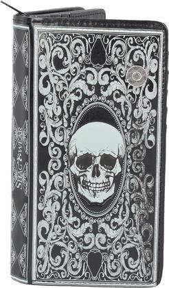 Generic Purse - Skull Tarot (18.5Cm Purse)