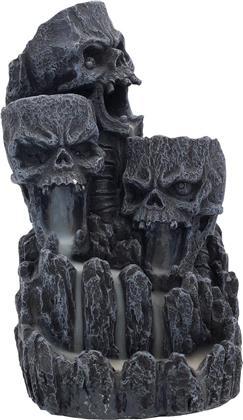 Generic Incense - Skull Backflow (17.5Cm Incense Tower)