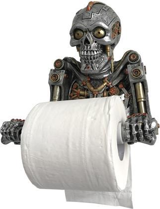 Generic Loo Roll Holder - Humanoid Helper (23.5Cm Loo Roll Holder)