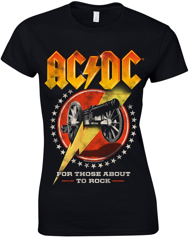 AC/DC - For Those About To Rock New - Grösse M