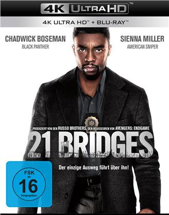 21 Bridges (2019) (4K Ultra HD + Blu-ray)