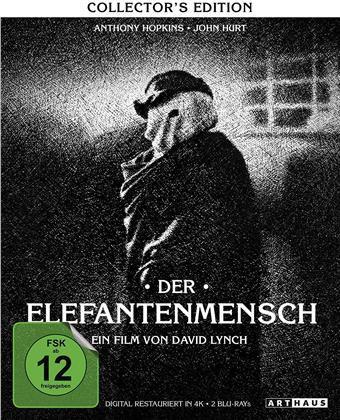 Der Elefantenmensch (1980) (4K-restauriert, Collector's Edition, 2 Blu-ray)