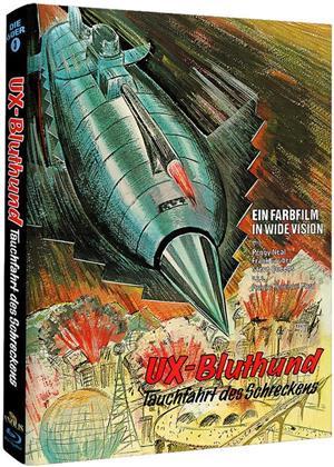 UX-Bluthund - Tauchfahrt des Schreckens (1966) (Phantastische Filmklassiker, Cover A, Mediabook)