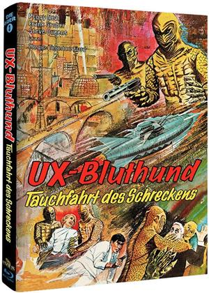 UX-Bluthund - Tauchfahrt des Schreckens (1966) (Phantastische Filmklassiker, Cover C, Mediabook)