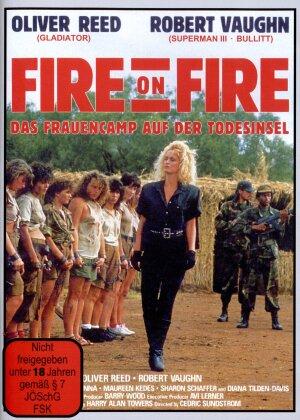 Fire on Fire - Das Frauencamp auf der Todesinsel (1988)