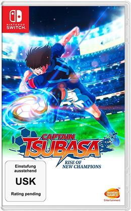 Captain Tsubasa - Rise Of New Champions (German Edition)