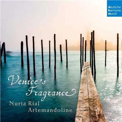 Artemandoline & Nuria Rial - Arien mit Mandoline und Sopran