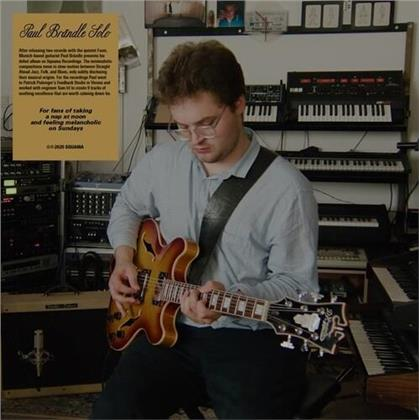 Paul Brändle - Solo (LP + Digital Copy)
