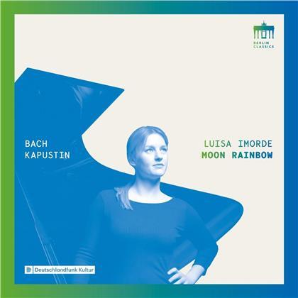 Johann Sebastian Bach (1685-1750), Nikolai Kapustin (*1937) & Luisa Imorde - Moon Rainbow