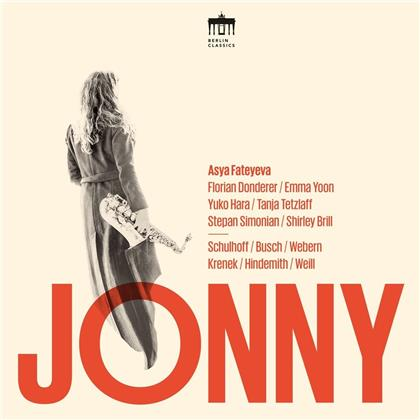 Florian Donderer, Emma Yoon, Yuko Hara, Tanja Tetzlaff, Stepan Simonian, … - Jonny