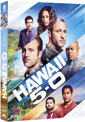 Hawaii 5-O - Saison 9 (2010) (6 DVDs)