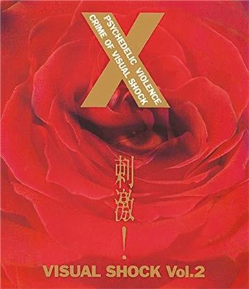 X Japan - Visual Shock Vol. 2