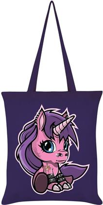 Fearless - The Baby Unicorn - Tote Bag