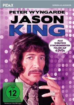 Jason King (Pidax Serien-Klassiker, 4 DVDs)