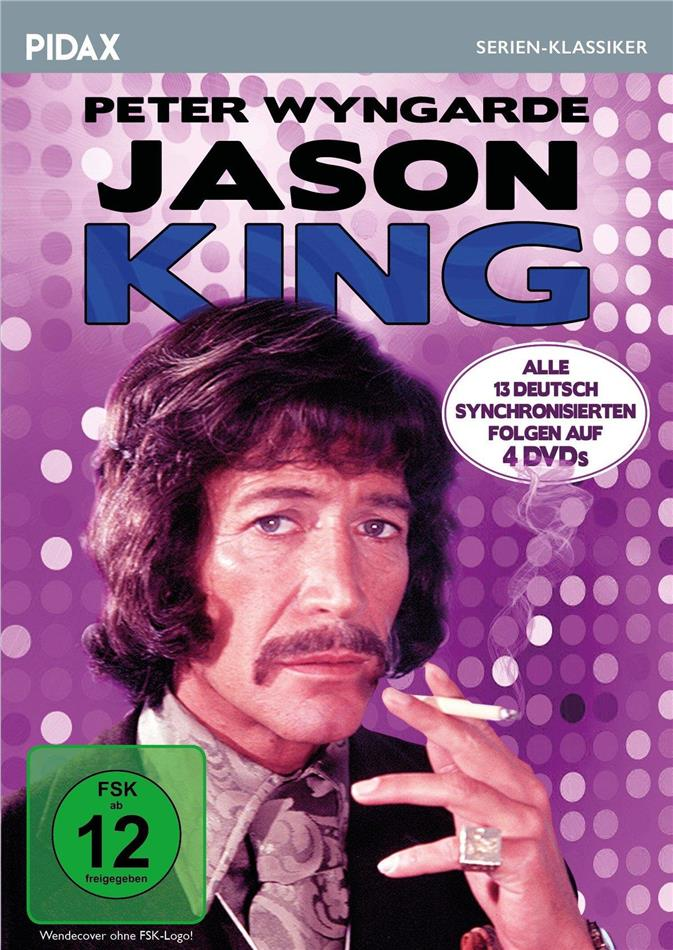 Jason King (Pidax Serien-Klassiker, 4 DVDs)