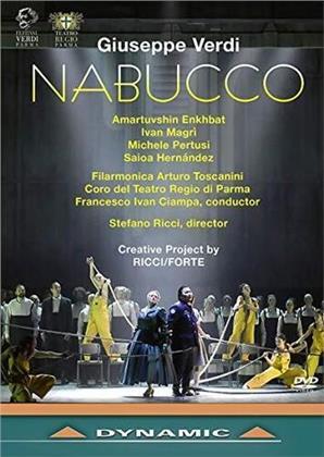 Verdi, G. - Nabucco (2 DVDs)