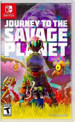 Journey To Savage Planet