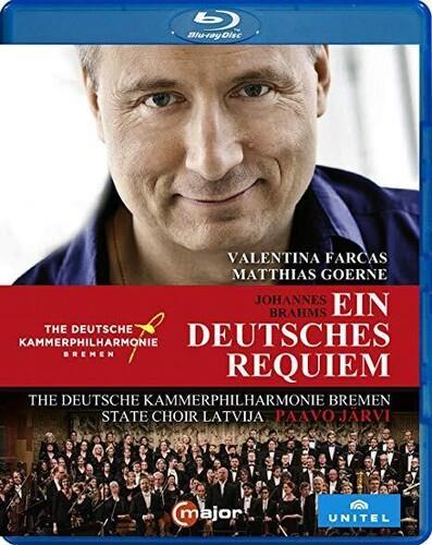Brahms / Morell / Farcas - Ein Deutsches Requiem