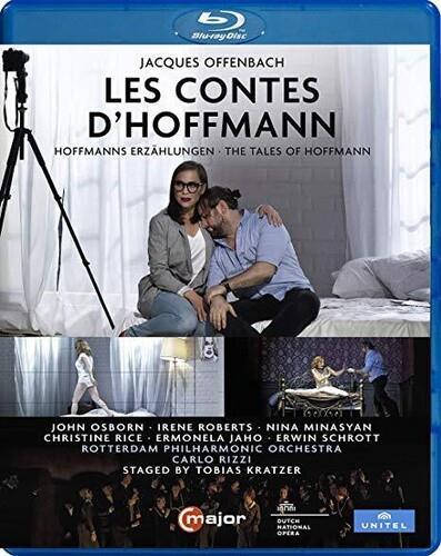 Offenbach / Rizzi / Rice - Contes D'hoffmann