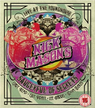Nick Mason (A Saucerful Of Secrets) - Live at the Roundhouse