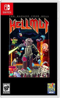 Hellmutt - The Badass From Hell