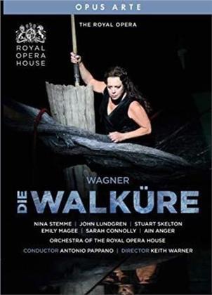 Wagner, R. - Die Walkure (2 DVDs)