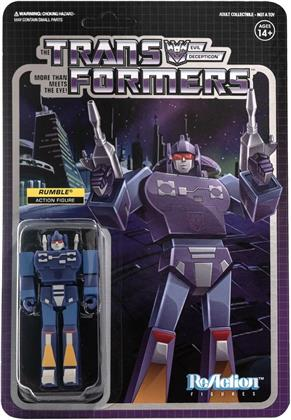 Transformers Reaction Figures Wave 2 - Rumble