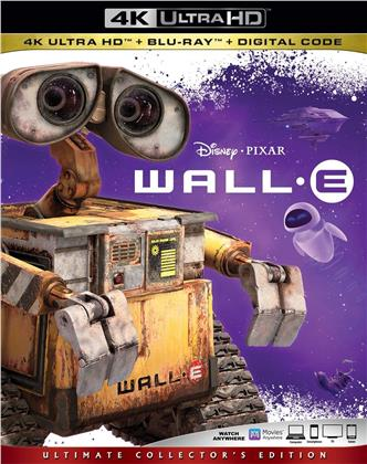 Wall-E (2008) (Ultimate Collector's Edition, 4K Ultra HD + Blu-ray)