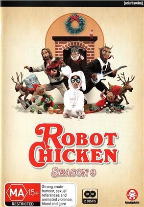 Robot Chicken - Season 9 (2 DVDs)