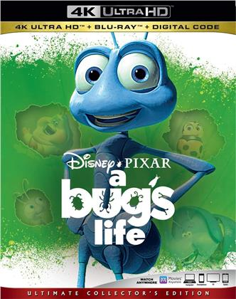 A Bug's Life (1998) (Ultimate Collector's Edition, 4K Ultra HD + Blu-ray)