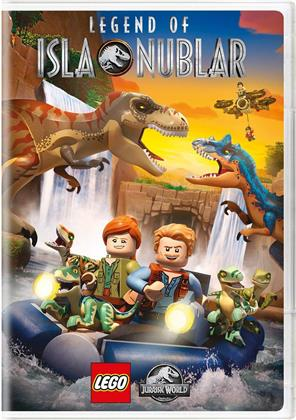 LEGO: Jurassic World - Legend of Isla Nublar - TV Mini-Series (2 DVDs)