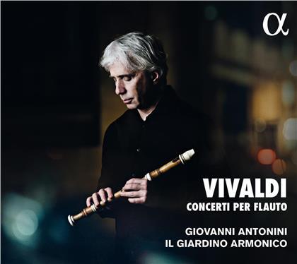Il Giardino Armonico, Antonio Vivaldi (1678-1741) & Giovanni Antonini - Concerto Per Flauto