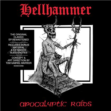 Hellhammer - Apocalyptic Raids (2020 Reissue, Noise, Remastered)