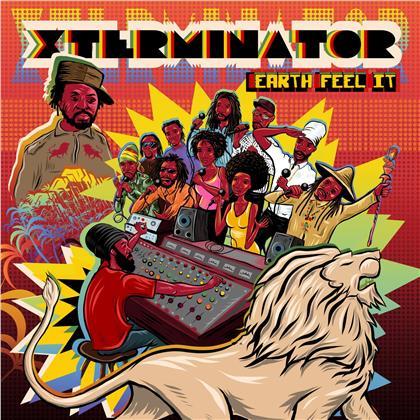 Xterminator - Earth Feel Box (LP)