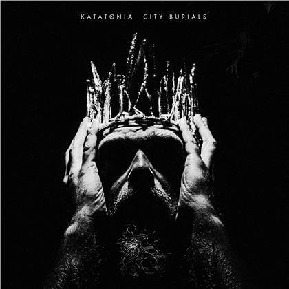 Katatonia - City Burials (Etched, Limited Edition, Transparent Vinyl, 2 LPs)