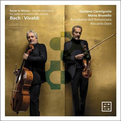 Antonio Vivaldi (1678-1741), Johann Sebastian Bach (1685-1750), Riccardo Doni, Giuliano Carmignola, Mario Brunello, … - Sonar In Ottava
