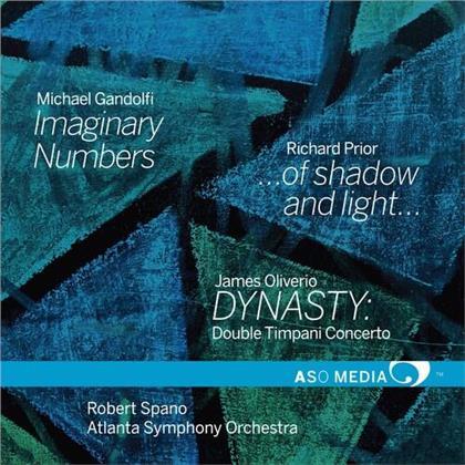 Atlanta Symphony Orchestra, Michael Gandolfi & Robert Spano - Imaginary Numbers