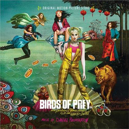 Daniel Pemberton - Birds Of Prey: Fantabulous Emancipation Of One Harley Quinn - OST