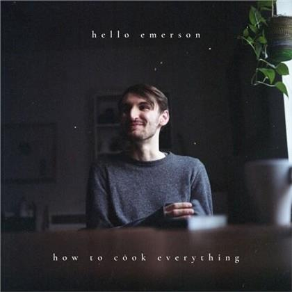Hello Emerson - How To Cook Everything (Anyway Records)