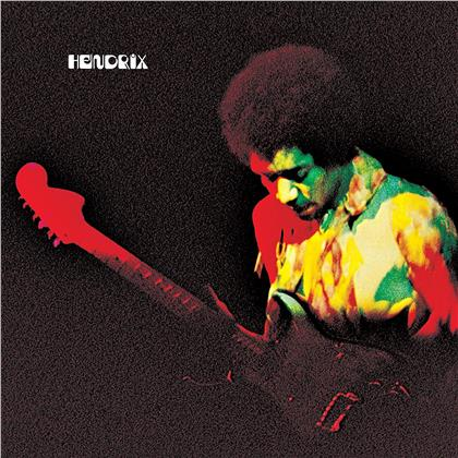 Jimi Hendrix - Band Of Gypsys (2020 Reissue, Capitol, LP)