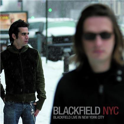 Blackfield (Steven Wilson & Aviv Geffen) - Live In NYC (2020 Reissue, CD + DVD)