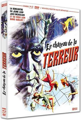 Le château de la terreur (1963) (Blu-ray + DVD)