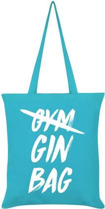 Gin Bag - Azure Blue Tote Bag