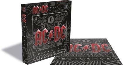 AC/DC - Black Ice (500 Piece Jigsaw Puzzle)