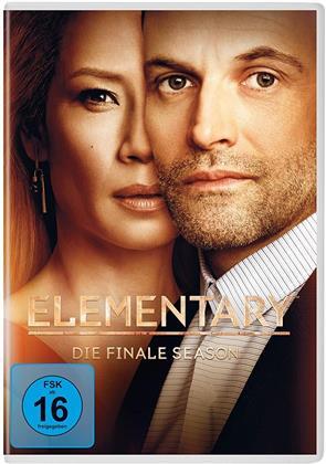 Elementary - Staffel 7 - Die finale Staffel (3 DVDs)
